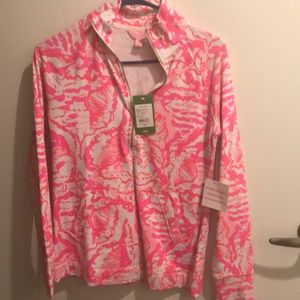 NWT Lilly Pulitzer recut popover